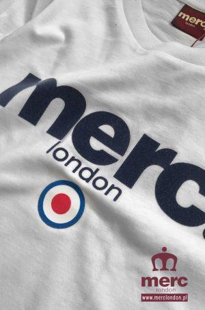 Koszulka MERC LONDON BRIGHTON biała
