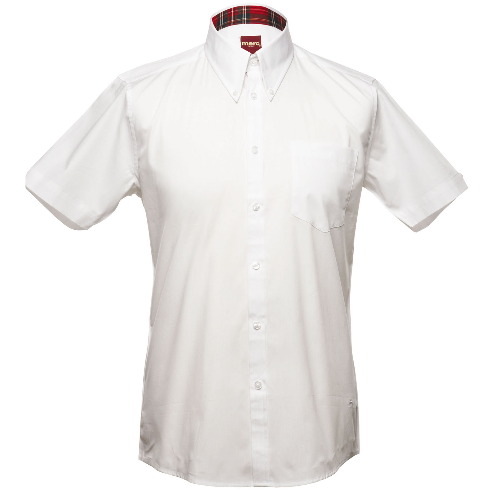 Koszula MERC LONDON BAXTER Shirt Biała