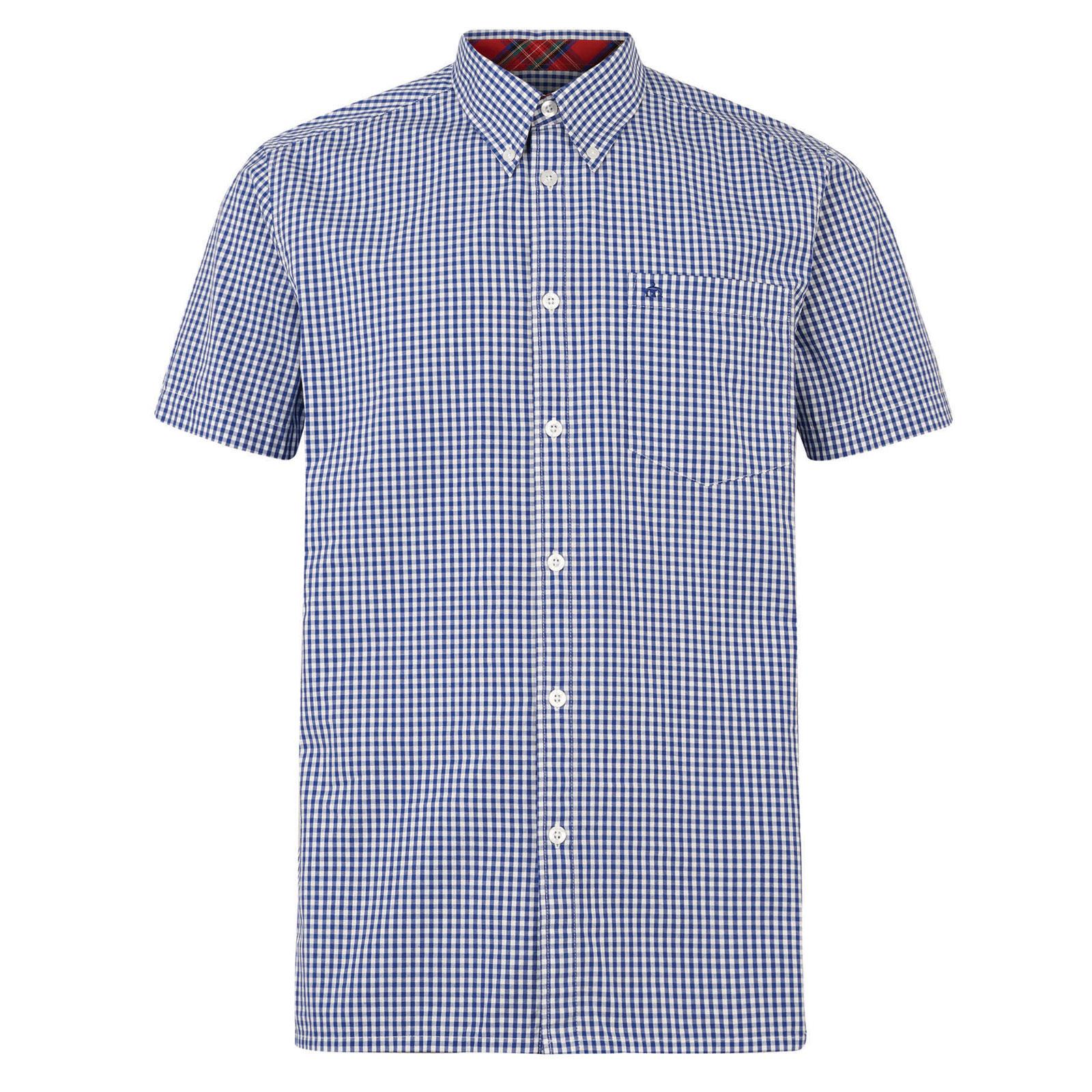 Koszula Terry Shirt Niebieska