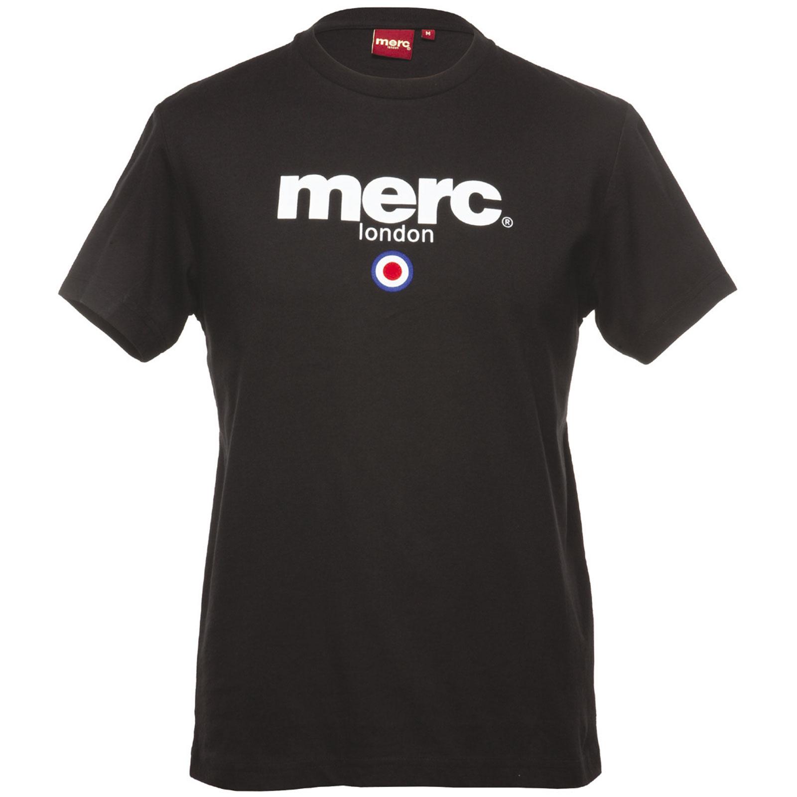 Koszulka MERC LONDON BRIGHTON   Czarna
