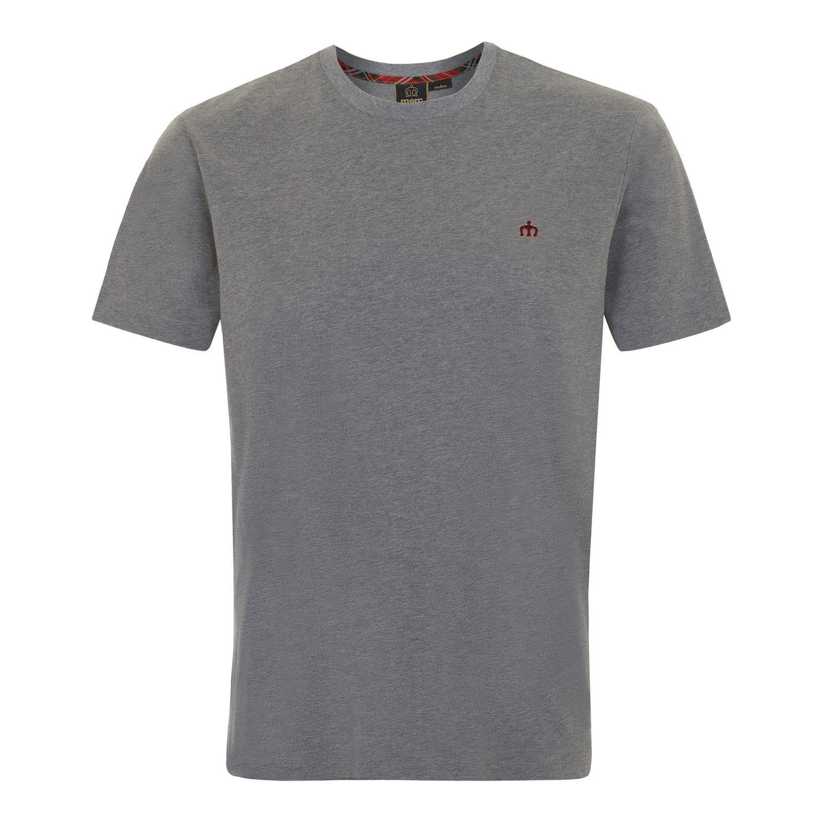 Koszulka MERC LONDON KEYPORT T SHIRT, Szara
