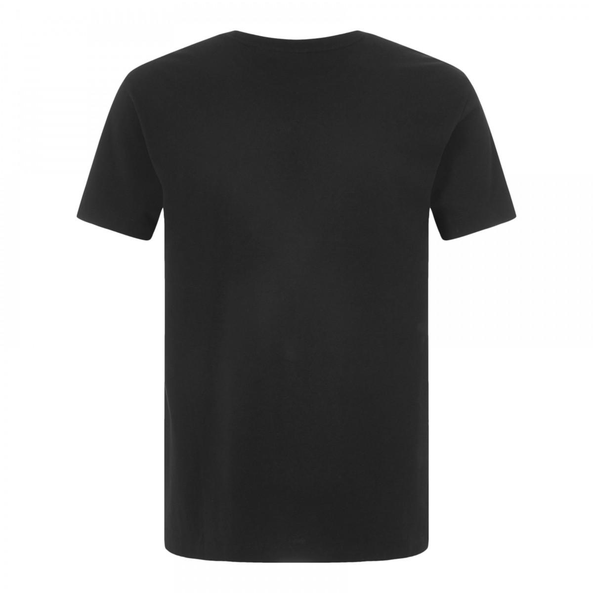 Koszulka MERC LONDON SOLWAY czarna