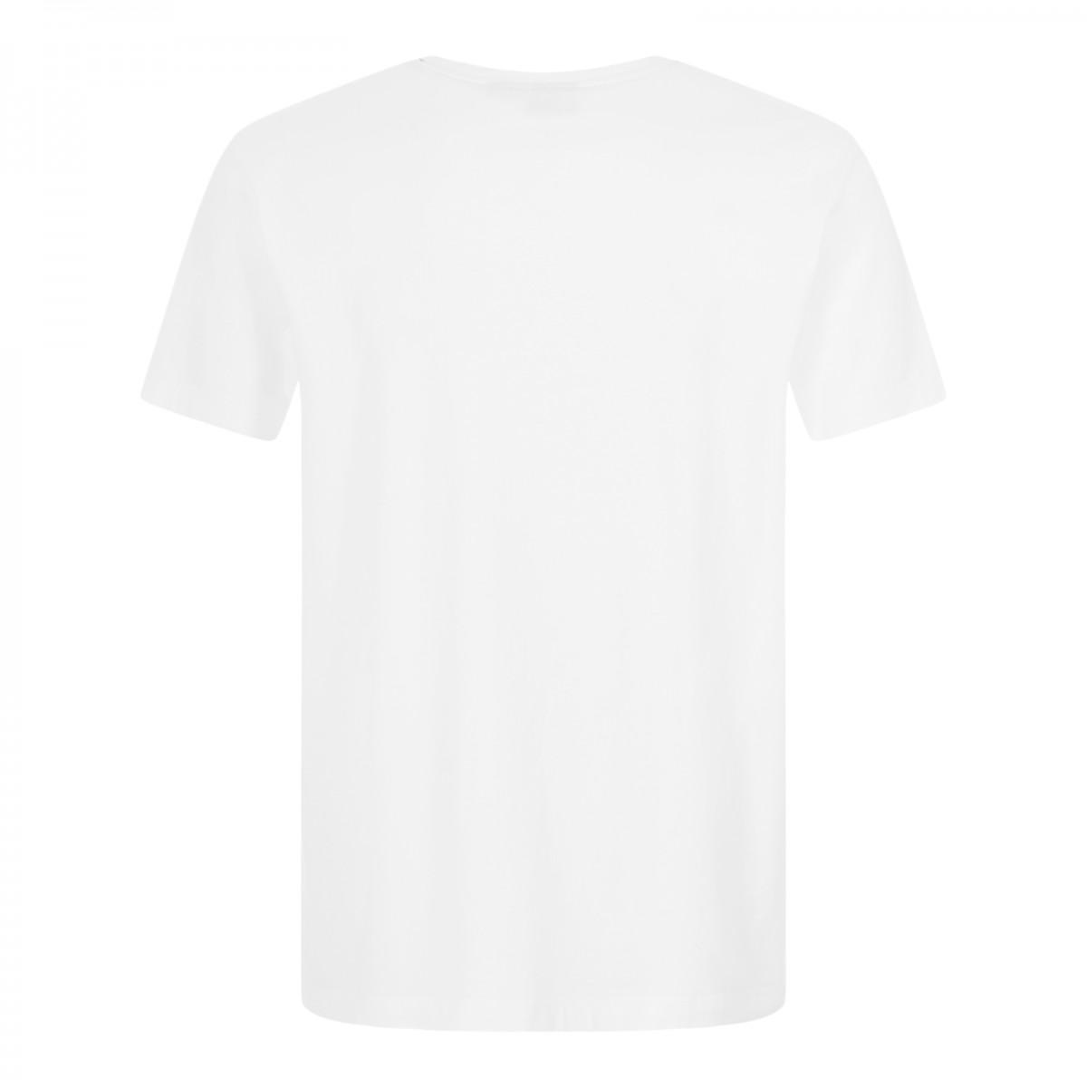 Koszulka MERC LONDON TORCROSS biała