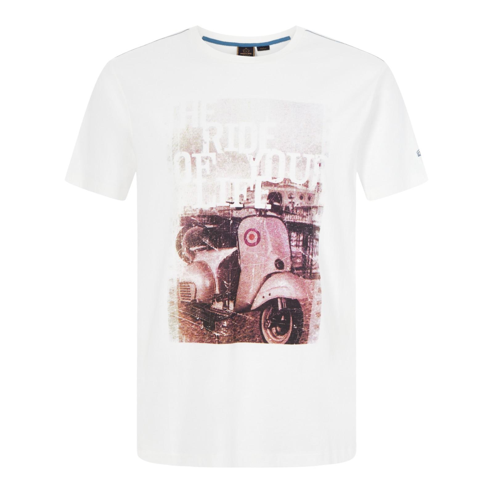 Koszulka MERC LONDON GRANT biała