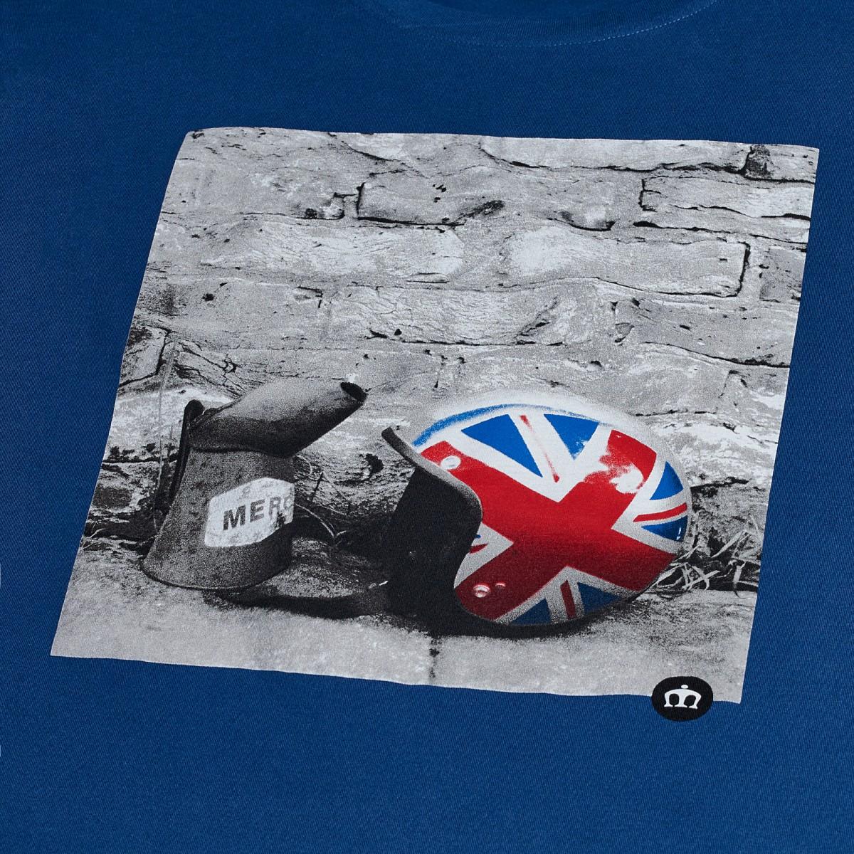 Koszulka MERC LONDON TORCROSS granat